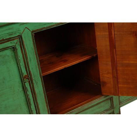 Persiana de madera palillo interior de madera a medida