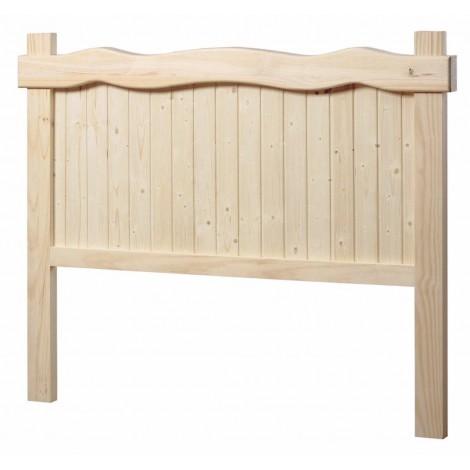 Mesa de comedor con tablero recto y patas modelo isabelino