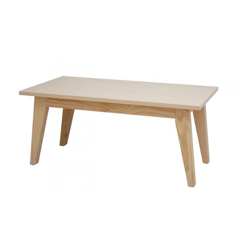 Muebles de madera sin tratar materiales de construcci n for Construccion de muebles de madera