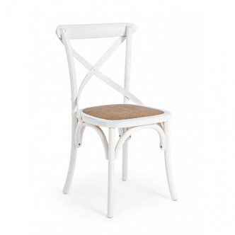 SILLA CROSS BLANCO