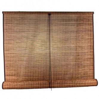 Persiana de madera interior...