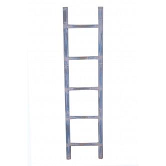 Toallero escalera de bambú...