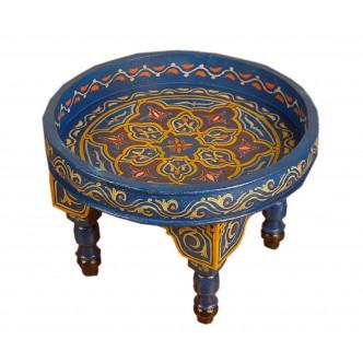 mesa auxiliar de Marruecos...