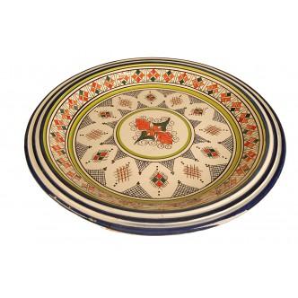 Plato de cerámica de...