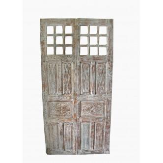Puerta biombo antigua...
