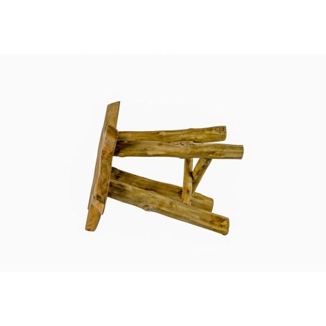 Aparador mexicano de madera maciza de pino