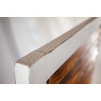 Mueble auxiliar KAB madera reciclada color teka