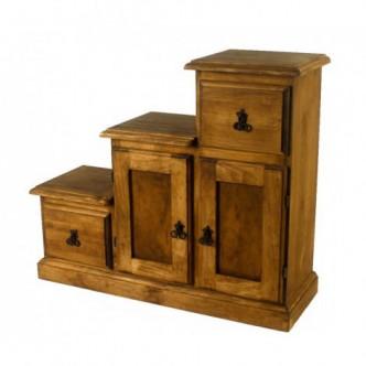 Mueble escalera rustico...