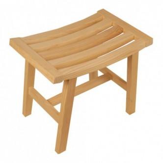 Banqueta arco de madera de...