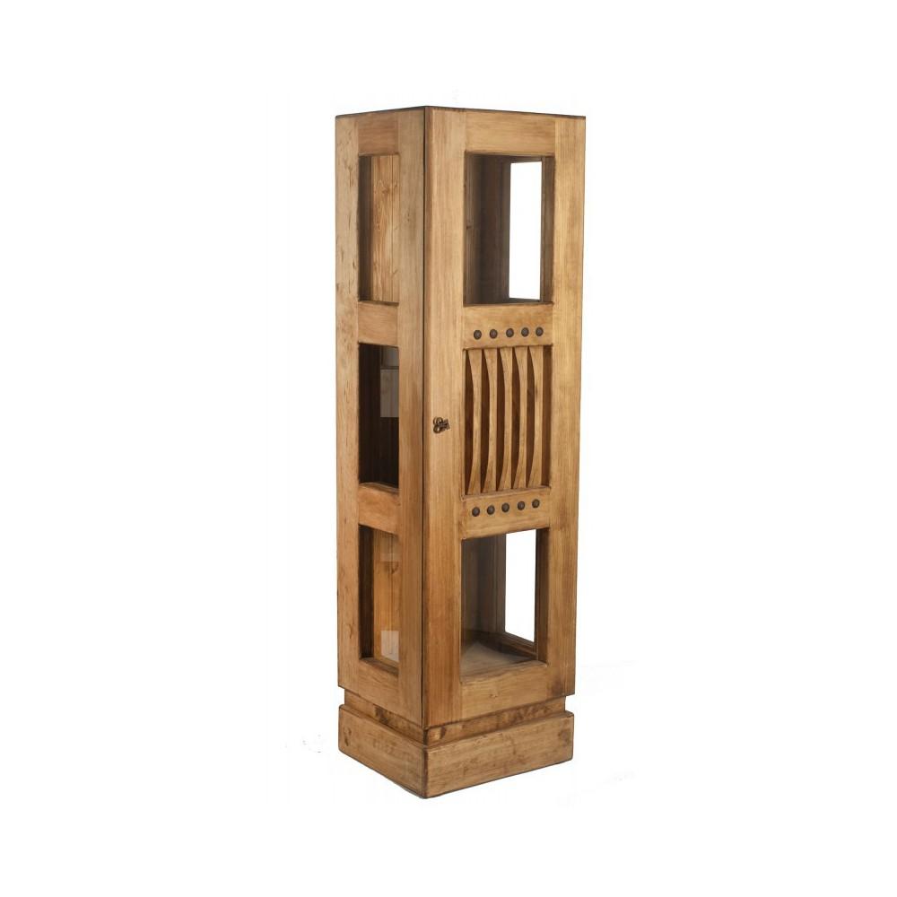Moai Muebles y Decoración ·  Vitrina pablito de una puerta en