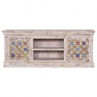 Mueble tv de madera de...