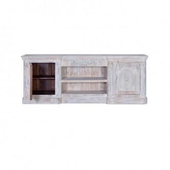Mueble tv en madera de...