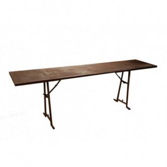 Mesa consola antigua de la...