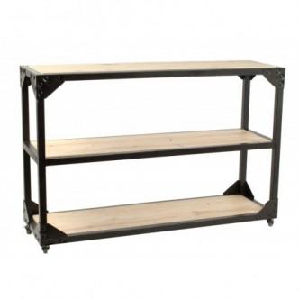 Librero KAB de madera...